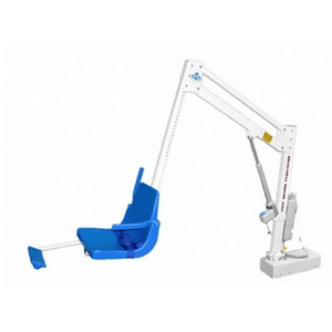 Rotational Series Electric Pool Lift R-450A Side View