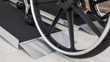 SUITCASE® Singlefold AS Portable Ramps Transition Plates | Wheelchair Liberty
