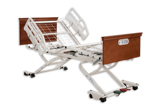 Side View - EasyCare® Hospital Bed