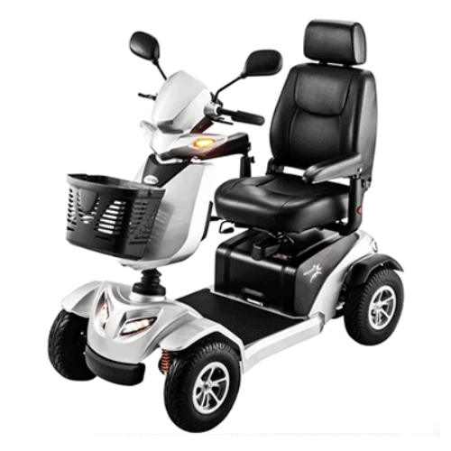 Silverado 4-Wheel Full Suspension Electric Scooter S941A