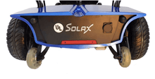 Solax Mobie Plus Electric Folding Scooter - Anti-Tipping Wheels