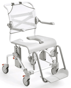 Swift Mobil-2 Shower Commode Chair Full Image