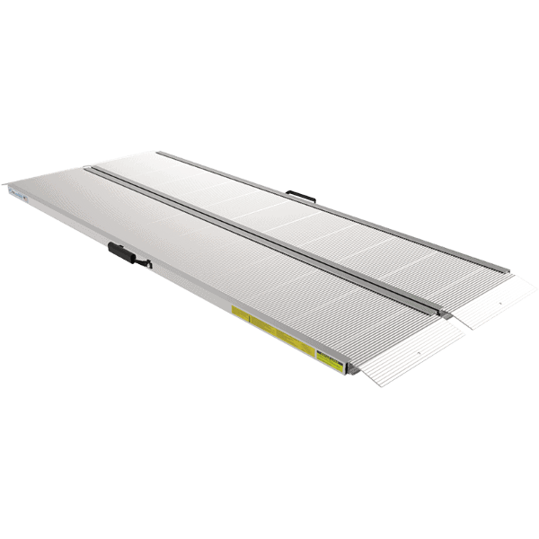 TRAVERSE Single fold Edgeless Portable Ramp Full Image