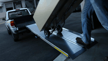 TRAVERSE Singlefold Ramp Loading Pickup