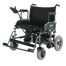 Travel Ease 26 Heavy-Duty Folding Power Wheelchair P183