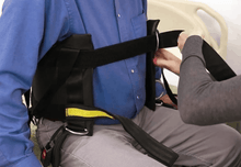 Velcro Strap Support - Rehab Total Support System Walking Sling By Handicare | Wheelchair Liberty