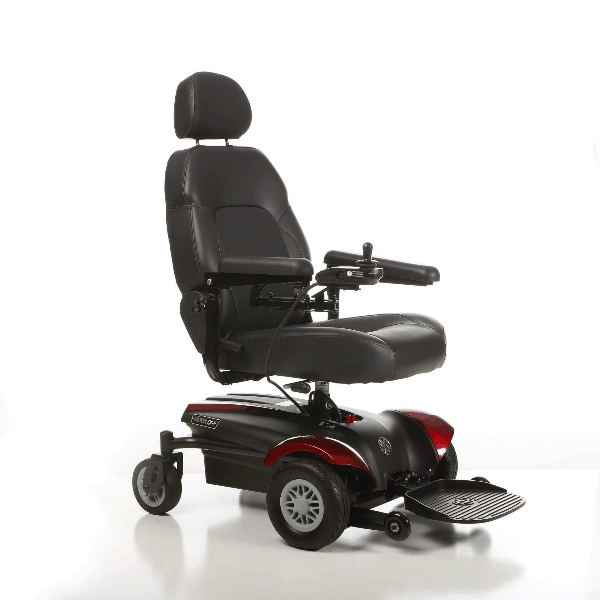 Vision CF Power Wheelchair P322 - Right Side