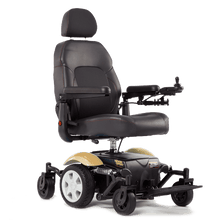 Vision Sport Mid-Wheel-Drive Power Wheelchair P326A - Beige
