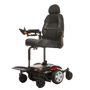 Vision Sport Power Wheelchair with Seat Lift P326D - Seat Lift