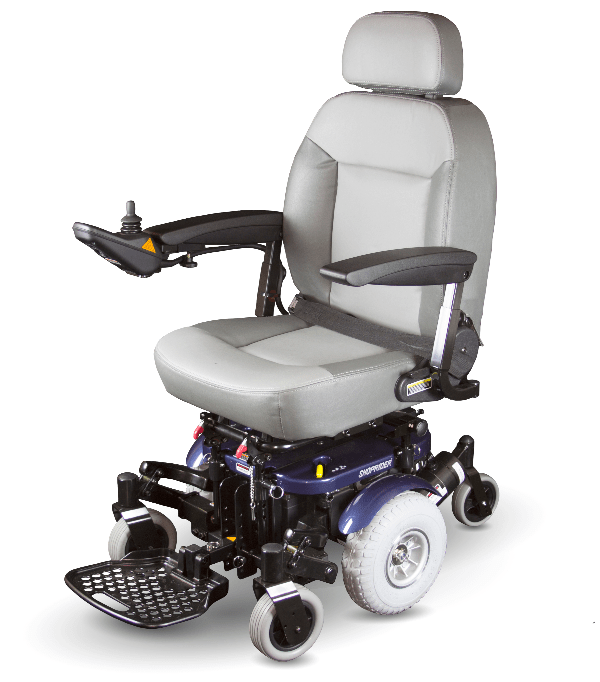 XLR Plus Power Wheelchair by Shoprider | Wheelchair Liberty