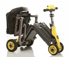 Yoga Folding Portable Electric Scooter S542 - Slightly Folded