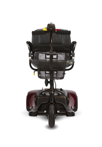 Front View - Dasher 3 3-Wheel Electric Scooter by Shoprider | Wheelchair Liberty