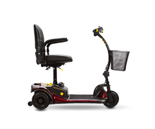 Side View - Dasher 3 3-Wheel Electric Scooter by Shoprider | Wheelchair Liberty