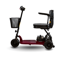 Side View - Echo 3 3-Wheel Electric Mobility Scooter by Shoprider | Wheelchair Liberty