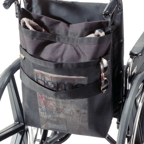 EZ-ACCESSORIES® Wheelchair Back Pouch by EZ-ACCESS | Wheelchair Liberty