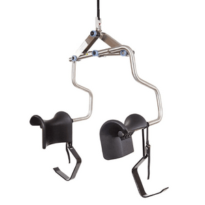 Front View - Independent Lifter Specialty Slings By Handicare | Wheelchair Liberty