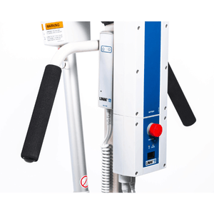 Battery Pack and Hand Control - Hoyer HPL402 Classic Deluxe Power Patient Lift by Joerns | Wheelchair Liberty