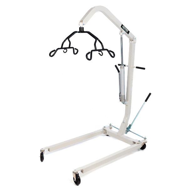 Hoyer HML400 Hydraulic Manual Patient Lift by Joerns | Wheelchair Liberty