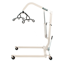 Side View - Hoyer HML400 Hydraulic Manual Patient Lift by Joerns | Wheelchair Liberty