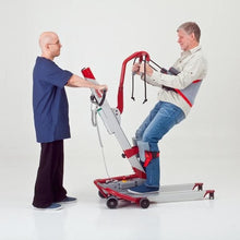 Molift Quick Raiser 2 - Electric Powered Patient Transfer Platform & Mobile Hoist Lift by ETAC - Wheelchair Liberty