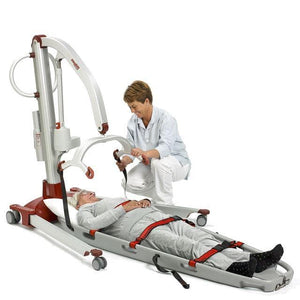 Molift Mover 205 - Electric Powered Mobile Patient Lift by ETAC - Lifting stretcher from floor Wheelchair Liberty