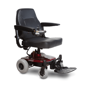 Jimmie Portable Power Wheelchair by Shoprider | Wheelchair Liberty