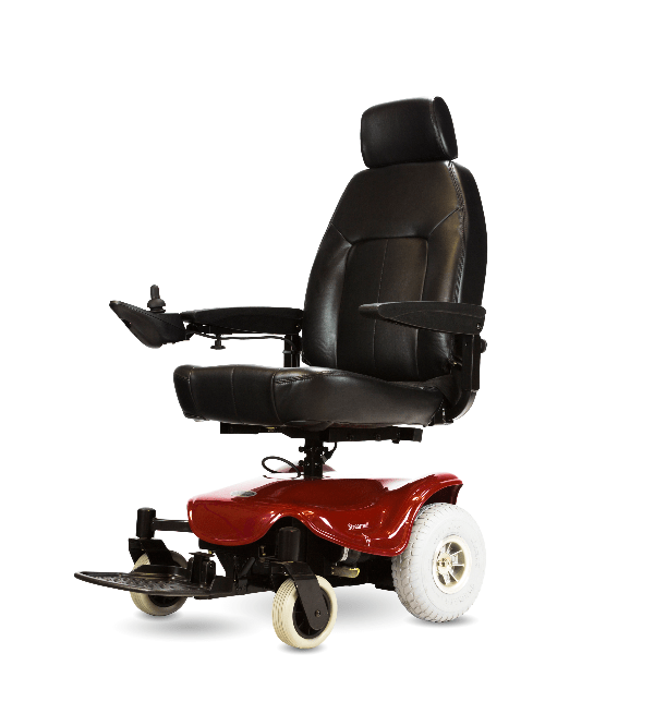 Streamer Sport Rear-Wheel-Drive Power Wheelchair by Shoprider | Wheelchair Liberty