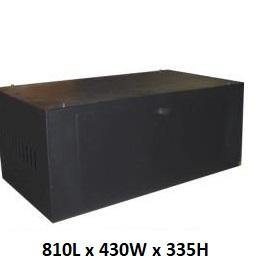 Battery Cabinet for 4 x 100Ah Batteries - Solar Etc.
