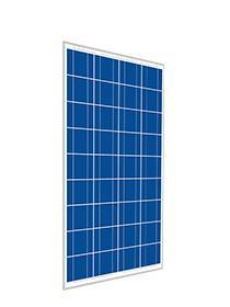 Solar Panel: Cinco 50W 36 Cell Poly Solar Panel Off-Grid