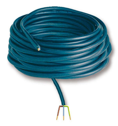 Cable: Borehole 1.5mm x 3 core Cable Per Meter