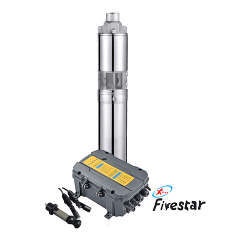 Borehole Pumps: Fivestar 1500W - Solar Etc.