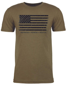 T-SHIRT: REFRESH, REVIVE, RENEW