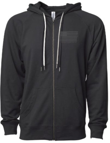ZIP UP HOODIE: REFRESH, REVIVE, RENEW