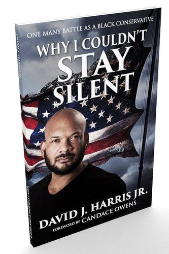 Autographed and Personalized Why I Couldn't Stay Silent