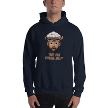 Load image into Gallery viewer, ARE YOU KIDDING ME!? Cartoon Hooded Sweatshirt