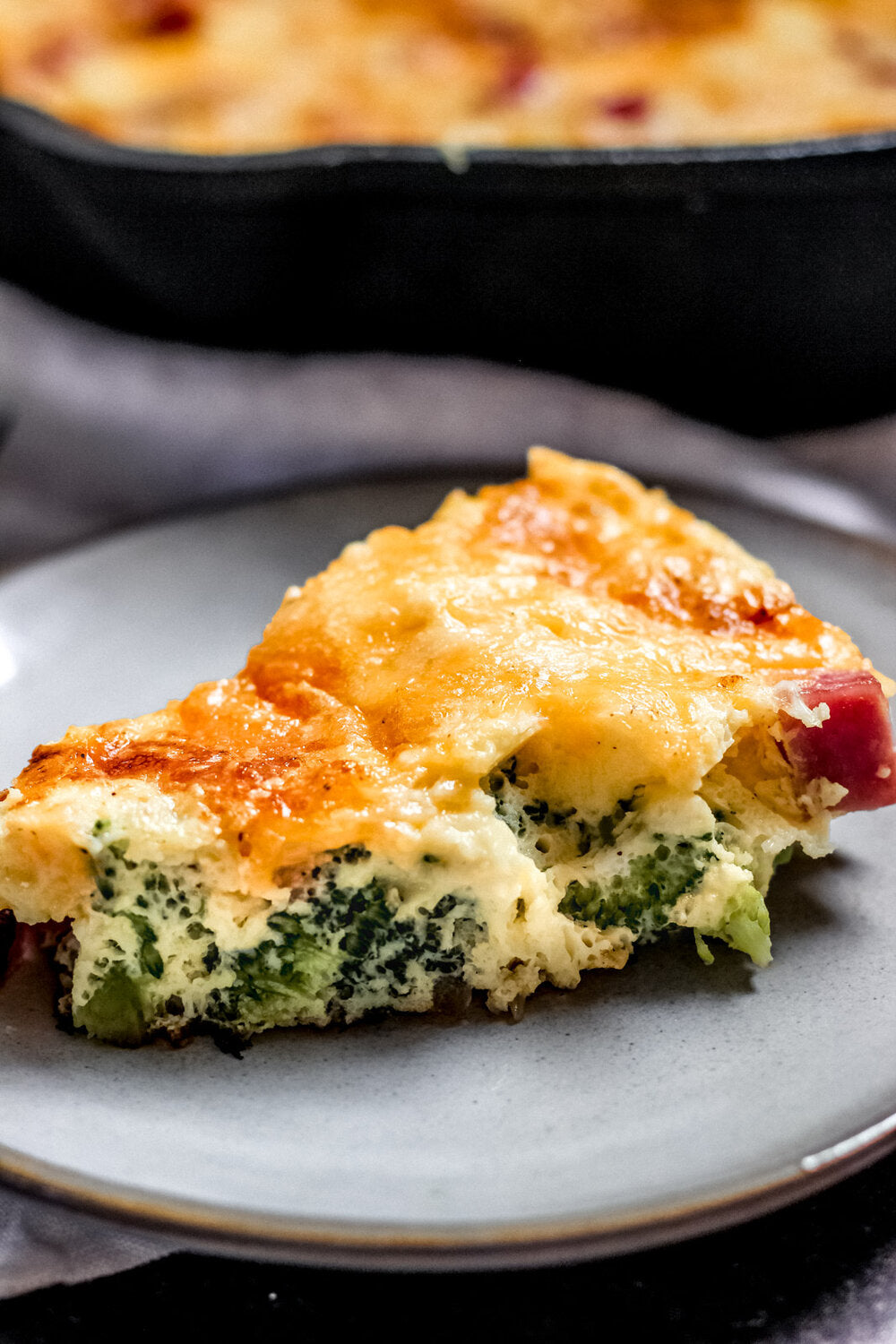 Breakfast Frittata - Holiday Recipe