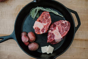 Beef Cross-cut Shank (Osso-bucco) Add-On