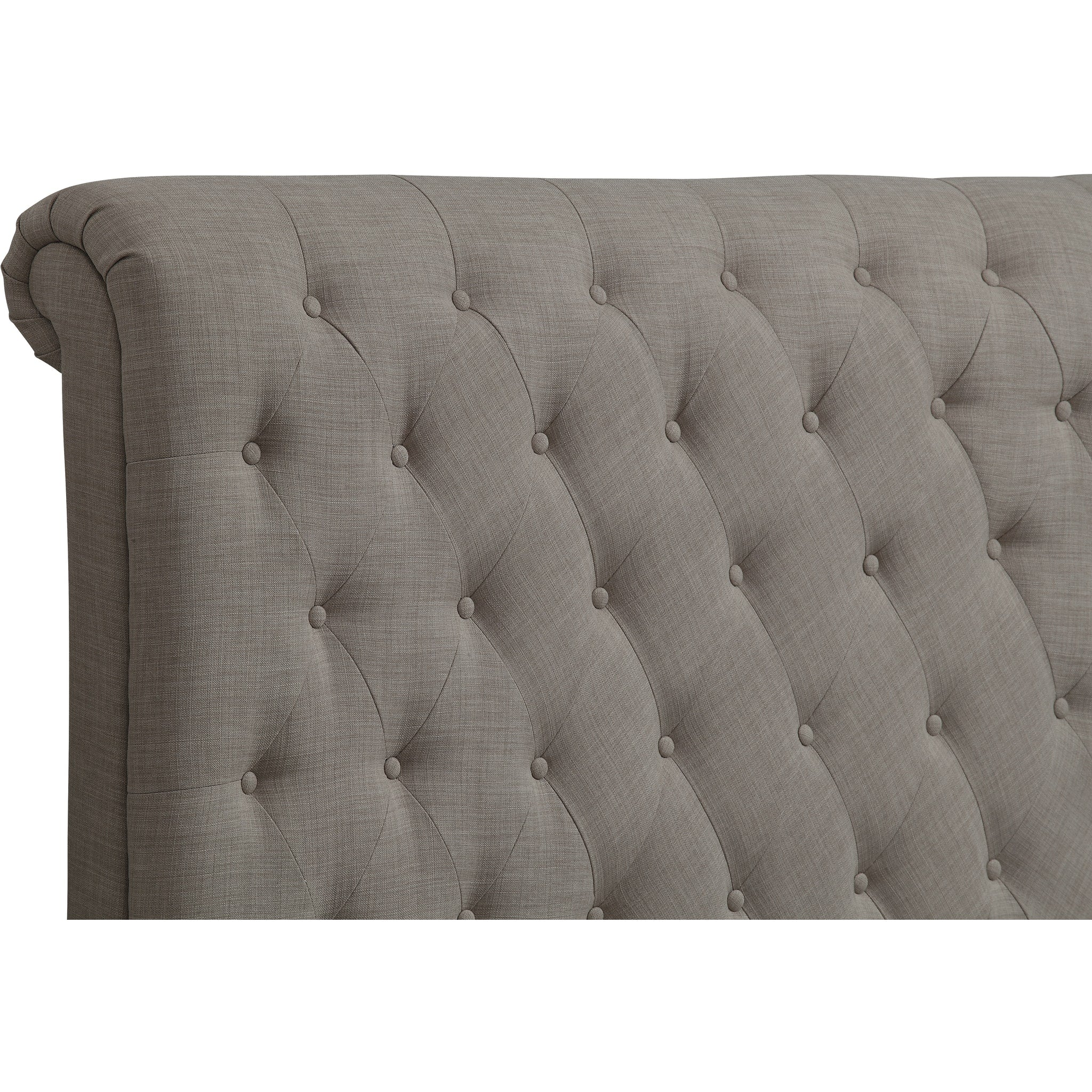 Royal Queen-size Tufted Headboard