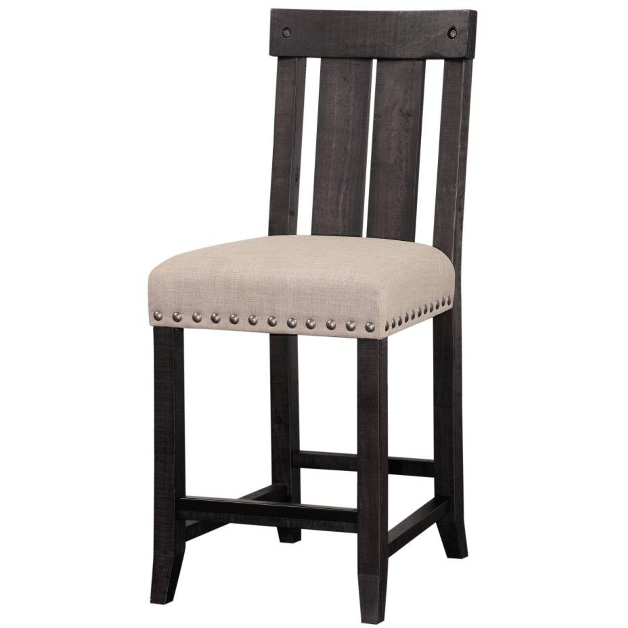 Yosemite Solid Wood Kitchen Counter Stool in Cafe (set of 2)