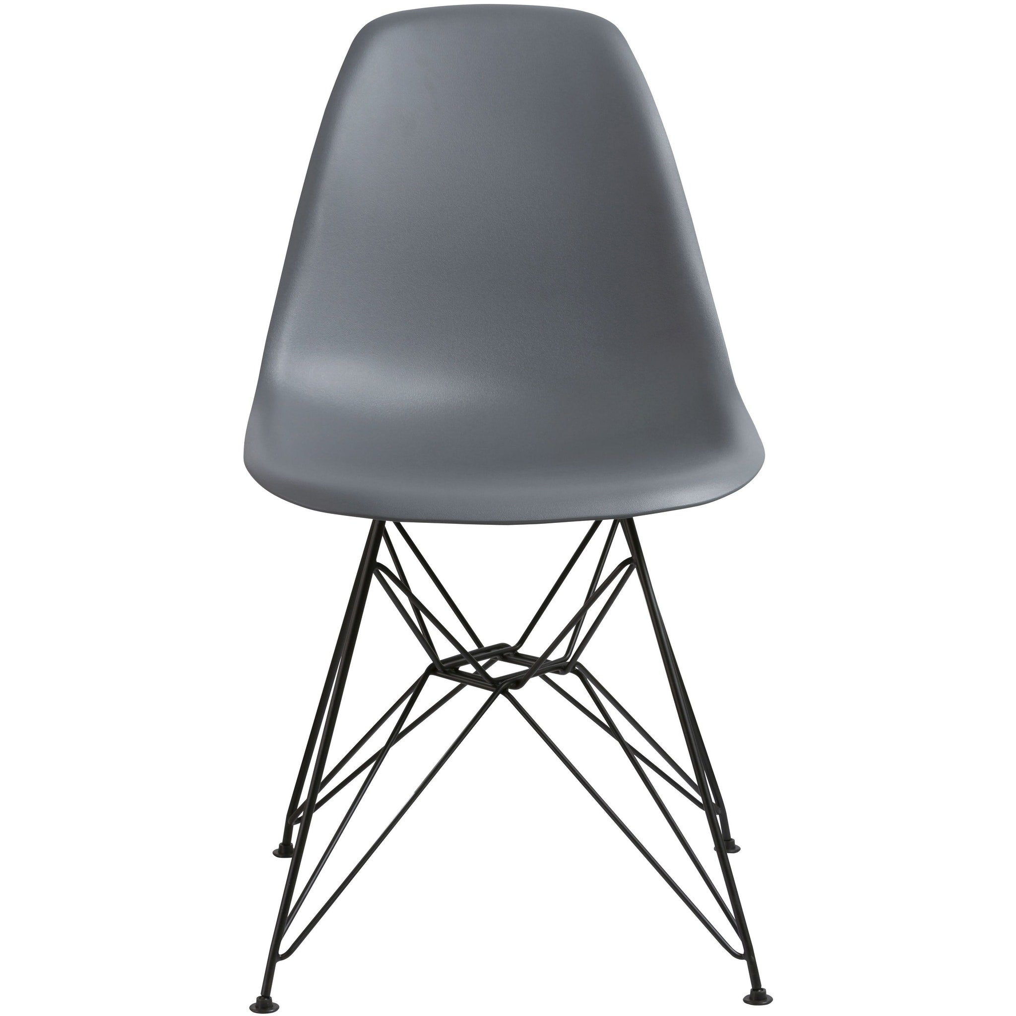 Crossroads Rostock Chair in Grey
