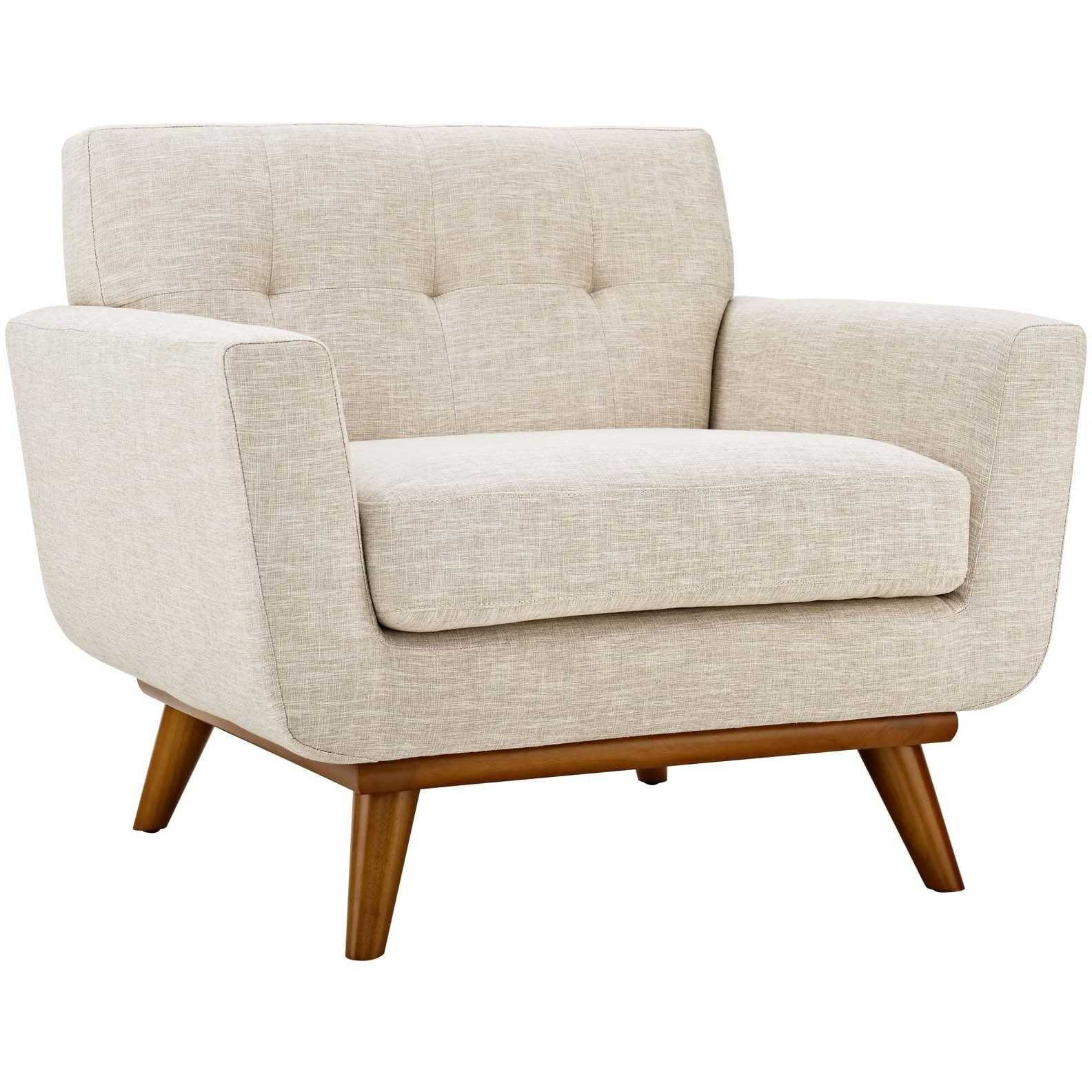 Engage Armchair and Sofa Set of 2 - Beige