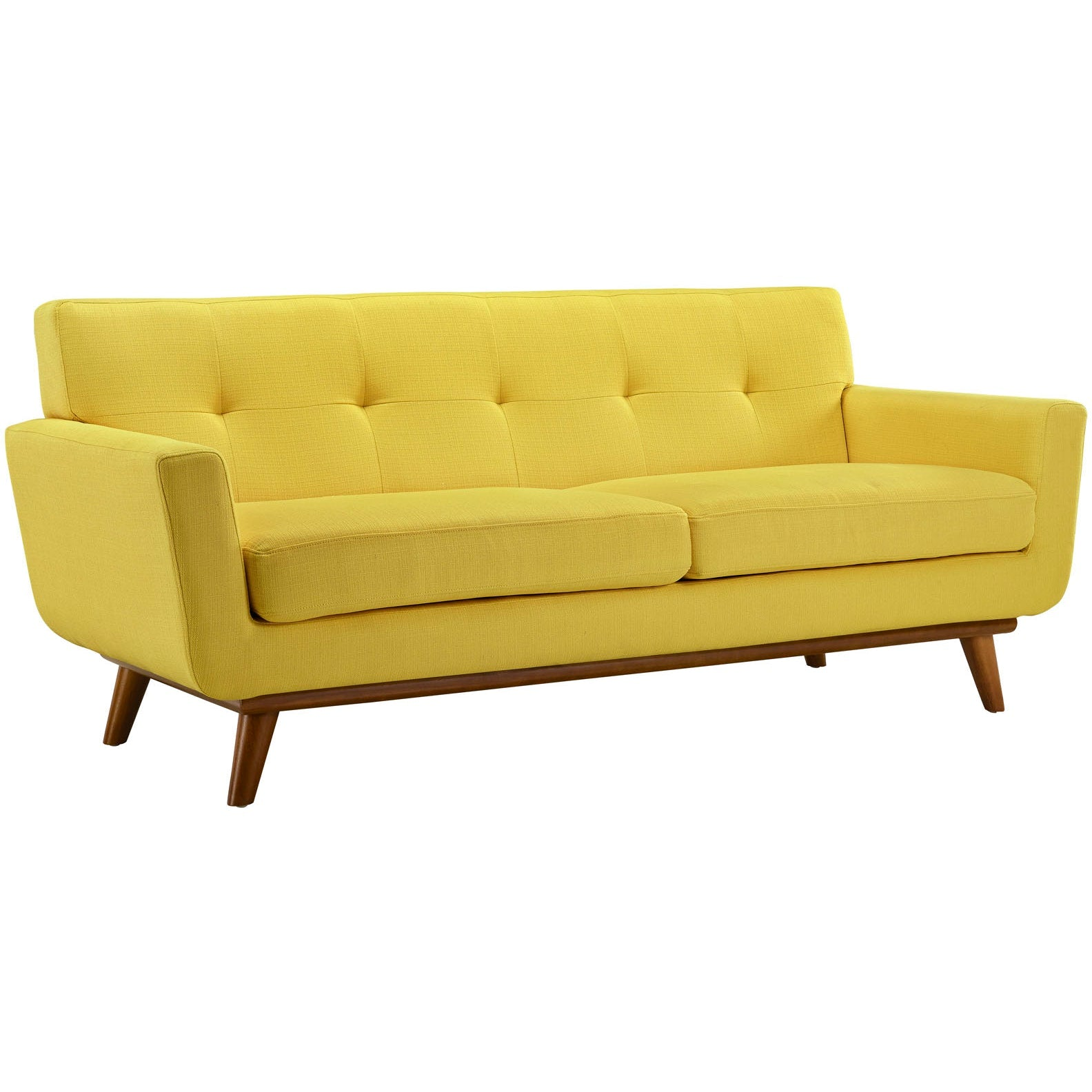 Engage Loveseat and Sofa Set of 2 - Sunny