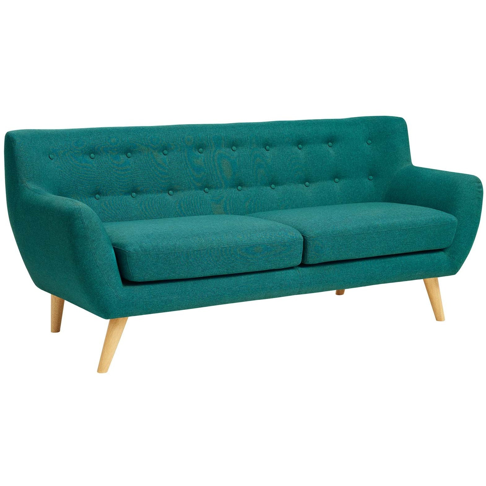 Remark 2 Piece Living Room Set - Teal