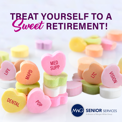 Treat Yourself To A Sweet Retirement!