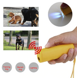 3 in 1 Anti Barking Stop Bark Dog Training LED Ultrasonic Anti Bark Barking Dog