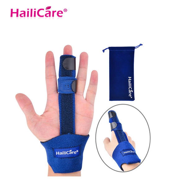 Adjustable Finger Corrector Brace Stabilizer Guard Support Splint Arthritis Tendonitis Sprained Pain Relief Rehabilitation Belt - healthcare