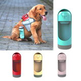 Portable Pet Dog Water Bottle Travel Dog Bowl Cups Dogs Cats Feeding Water Outdoor For Puppy