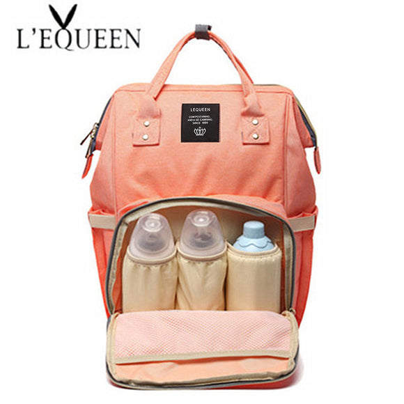 Mummy Maternity Nappy Bag Brand Large Capacity Baby Bag Travel Backpack Designer Nursing Bag for Baby Care!