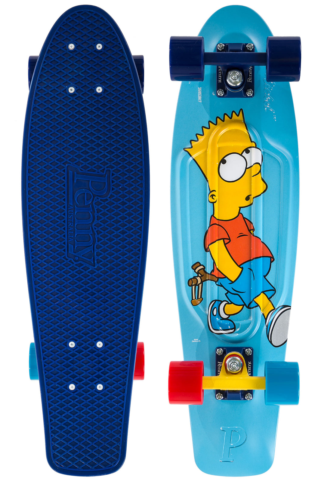 "Penny Bart Simpson 27"" Cruiser"