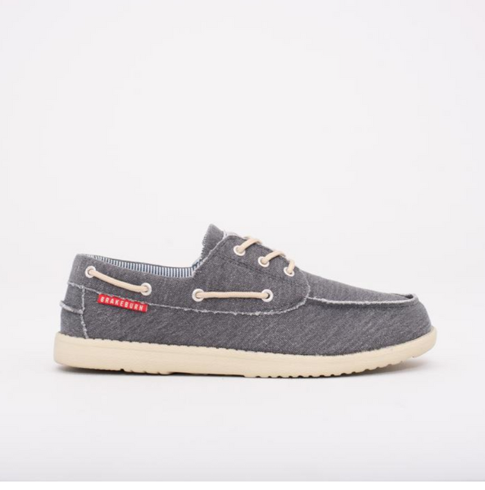 Brakeburn Gents Boat Shoes Navy